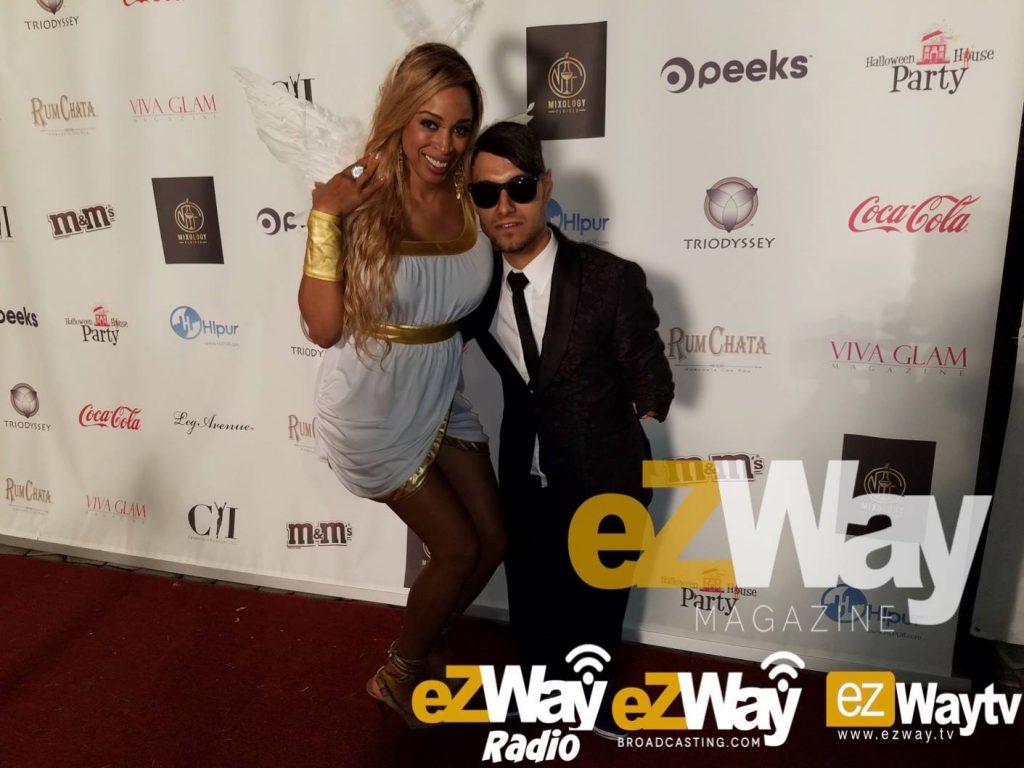 Dante Sears and X-Factor Winner Emannuel Kelly