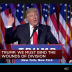 WHOA! Donald Trump's Acceptance Speech Body Language